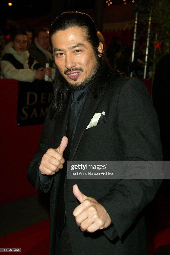 """""""The Last Samurai"""" - Paris Premiere - Outside Arrivals : ニュース写真"""
