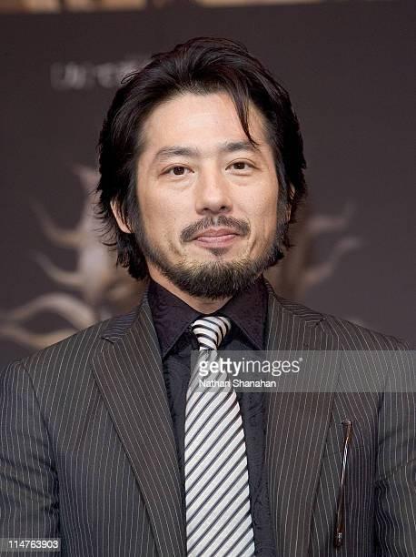 Hiroyuki Sanada during 'The Promise' Tokyo Press Conference at Grand Hyatt Tokyo in Tokyo Japan