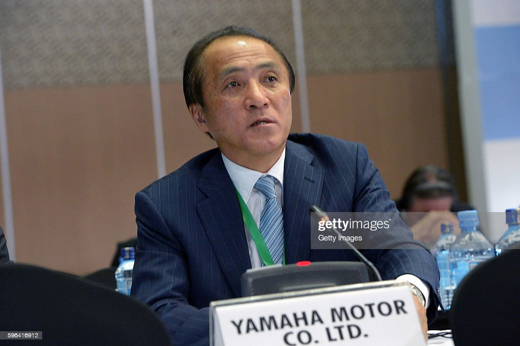 Yamaha Motor Co., LTD At Tokyo International Conference on African Development VI