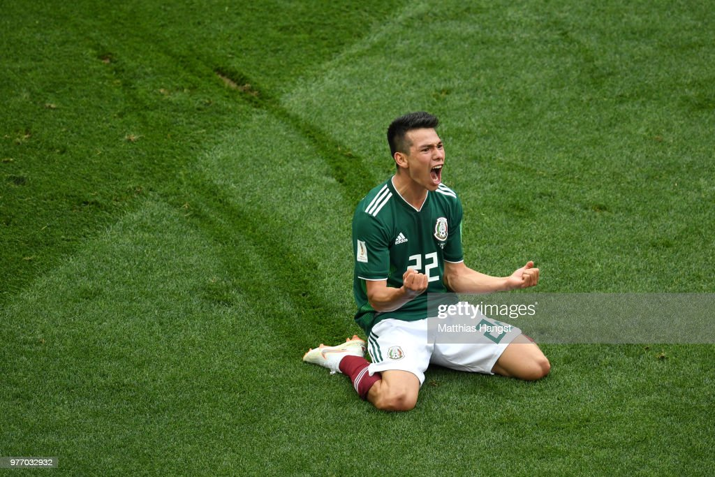 Germany v Mexico: Group F - 2018 FIFA World Cup Russia