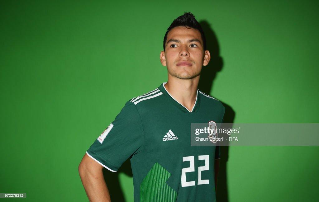 Mexico Portraits - 2018 FIFA World Cup Russia