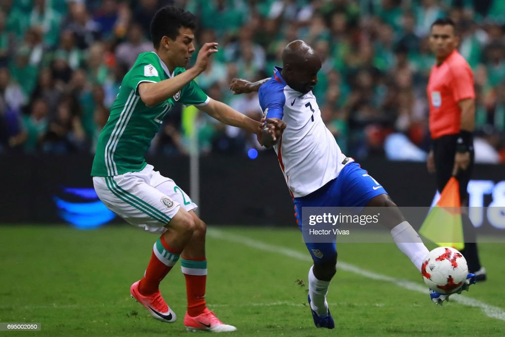 Mexico v United States - FIFA 2018 World Cup Qualifiers : News Photo