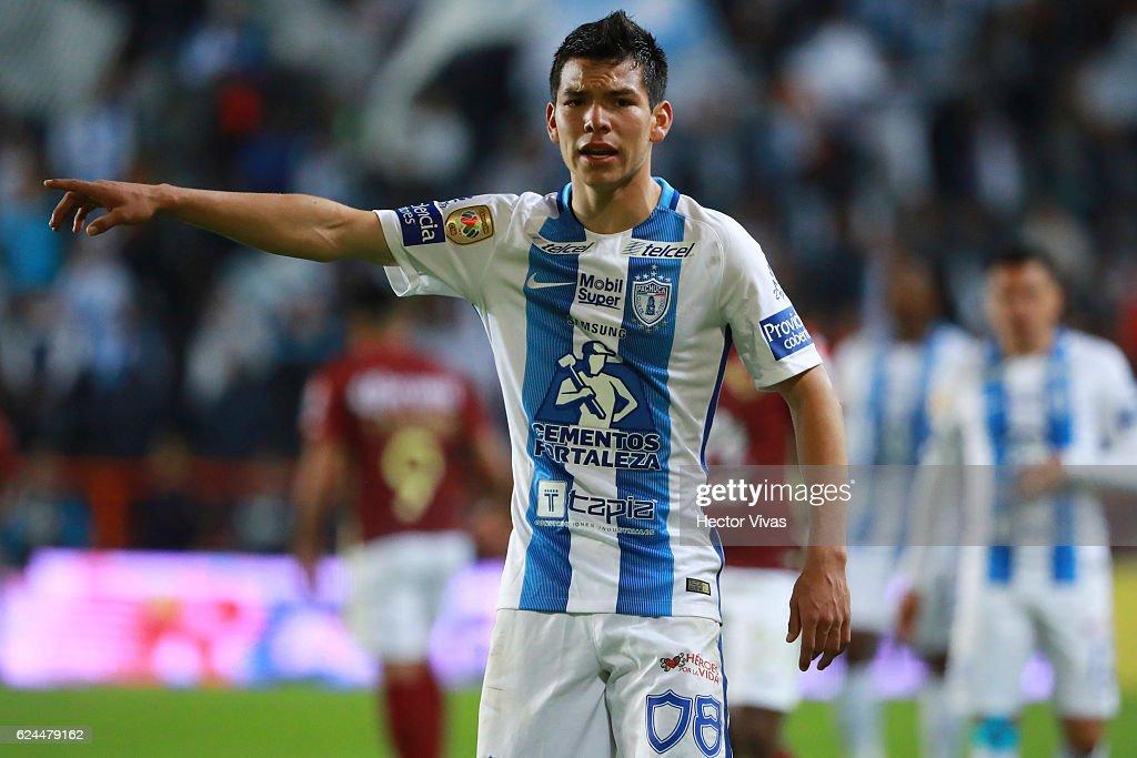 Pachuca v America - Torneo Apertura 2016 Liga MX : News Photo