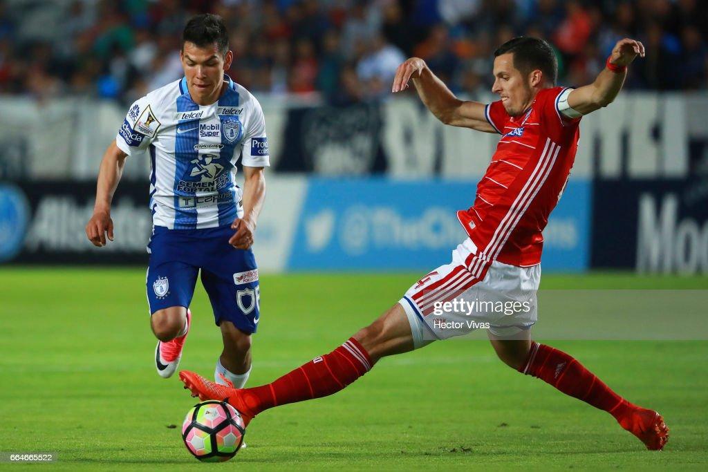 Pachuca v FC Dallas - CONCACAF Champions League 2016/17 : News Photo