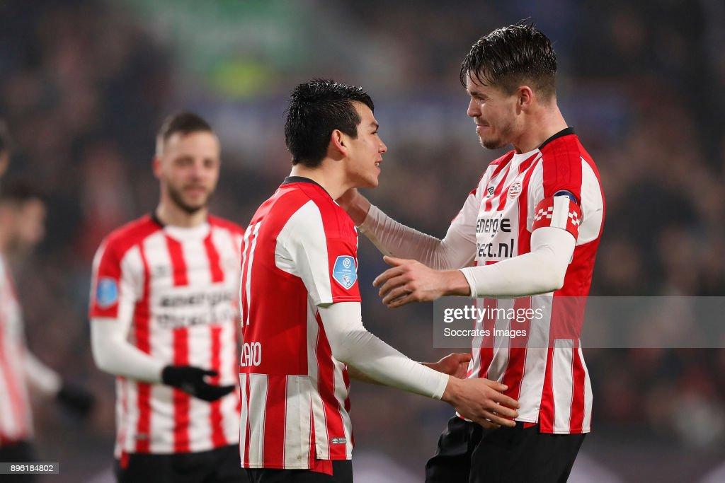 PSV Eindhoven v VVV Venlo - KNVB Cup