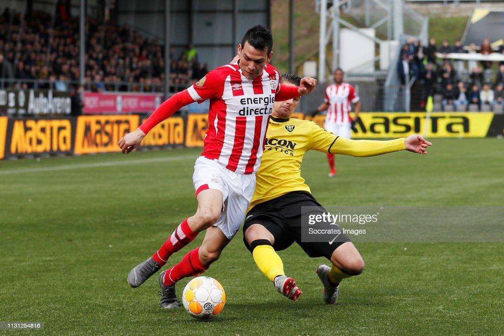 VVVvVenlo - PSV - Dutch Eredivisie : News Photo