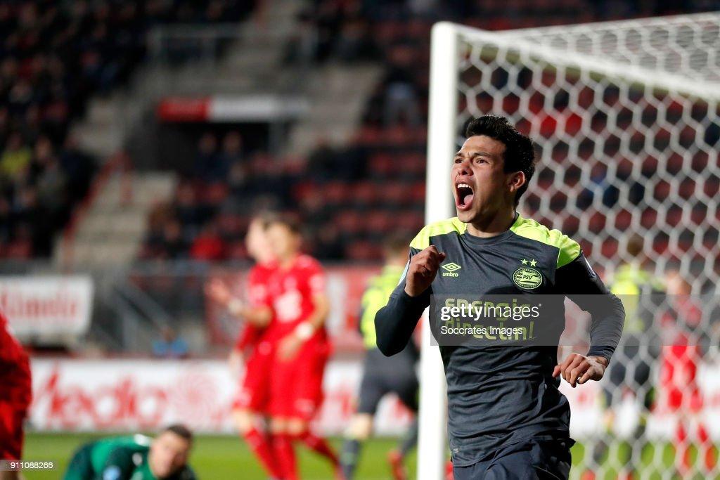 Fc Twente v PSV - Dutch Eredivisie