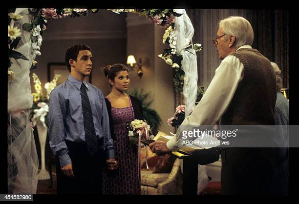WORLD His Answer Airdate September 25 1998 L