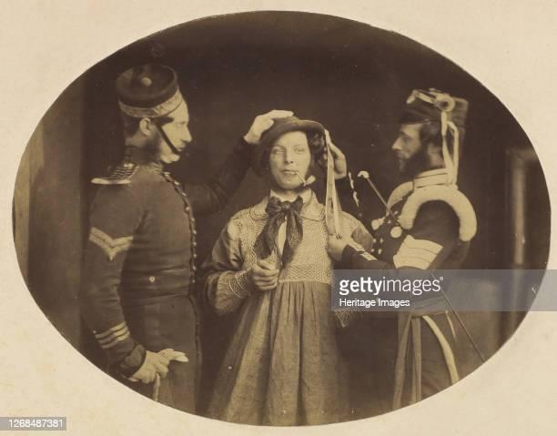 His Country's Hope 1855 Artist Oscar Gustav Rejlander