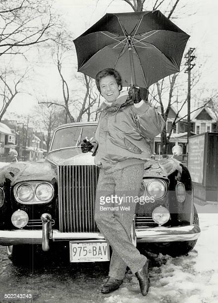 His dream car Lionel Blair costarring in the Christmas musical Goldilocks And The Three Bears has always wanted a RollsRoyce and got once When he's...