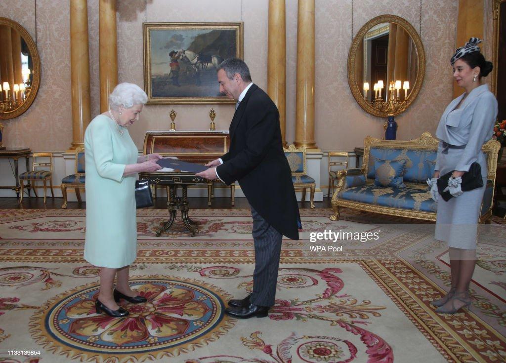 Investitures At Buckingham Palace 2019 : News Photo