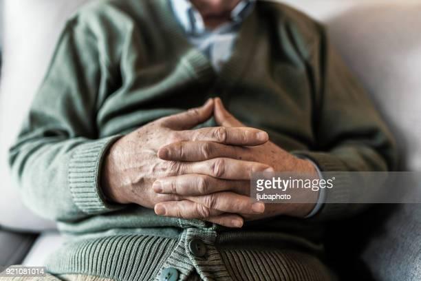Ses mains racontent l'histoire de sa vie