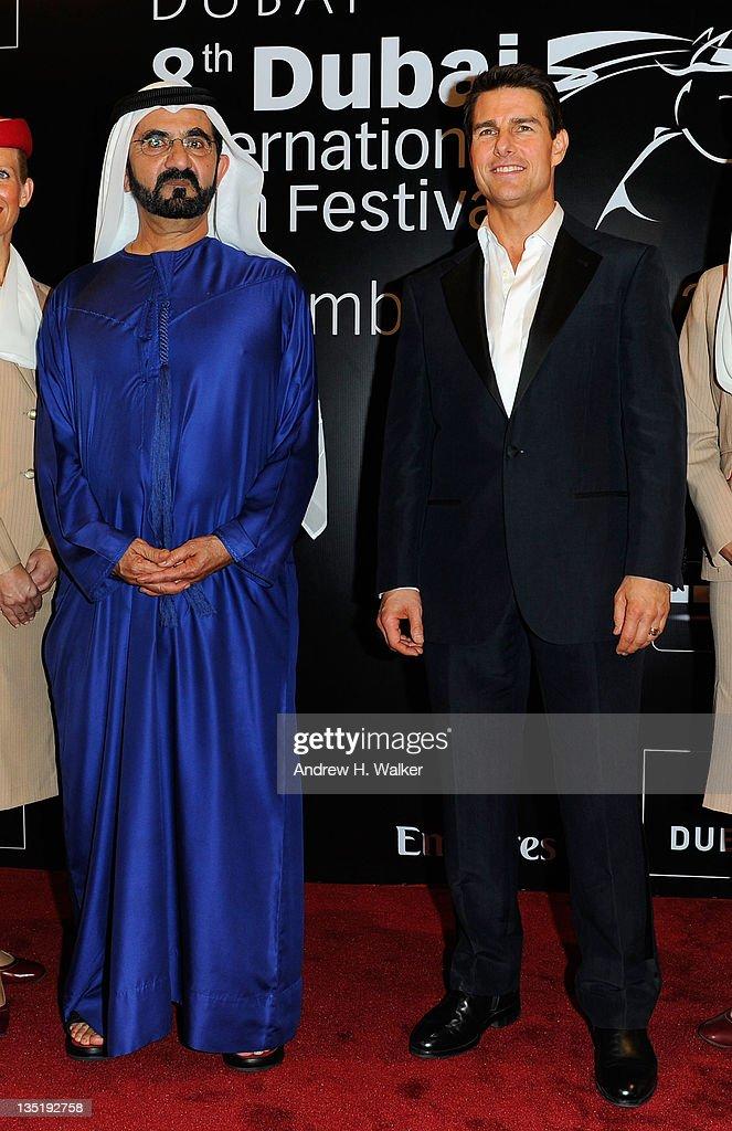 "2011 Dubai International Film Festival - ""Mission:Impossible - Ghost Protocol"" Premiere"
