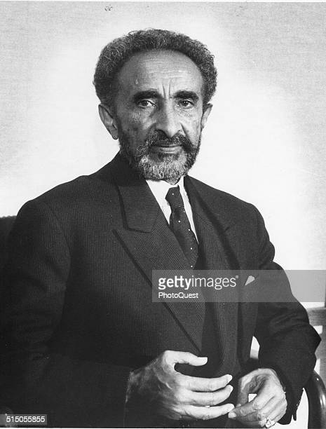 His Imperial Majesty Haile Selassie I Emperor of Ethiopia Washington DC 1966