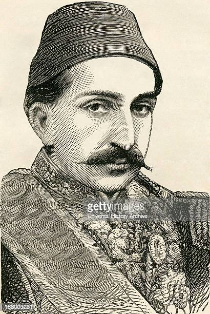 His Imperial Majesty The Sultan Abdulhamid Ii Emperor Of The Ottomans Caliph Of The Faithful 1842 To 1918 34Th Sultan Of The Ottoman Empire From The...