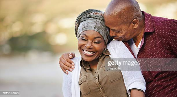 his love is all in the kiss - wife stock pictures, royalty-free photos & images