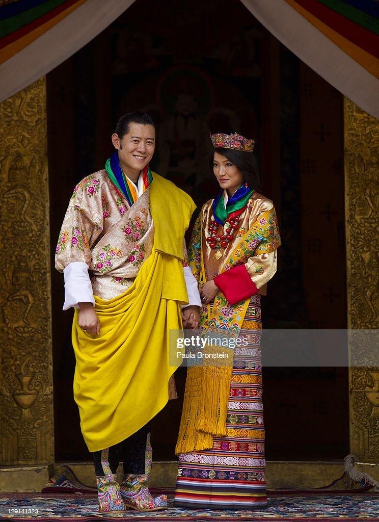 Bhutan Celebrates As The King Marries : News Photo