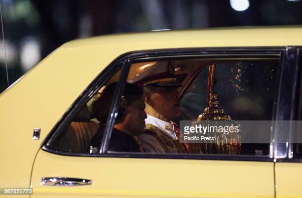 GRANDPALACE BANGKOK THAILAND His Majesty King Maha Vajiralongkorn Bodindradebayavarangkun and Her Royal Highness Princess Maha Chakri Sirindhorn join...