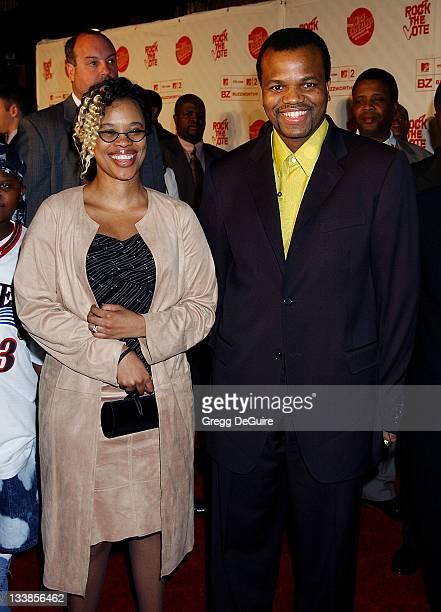 His Majesty King Mswati III of Swaziland Her Royal Highness Inkhosikati LaMbikiza