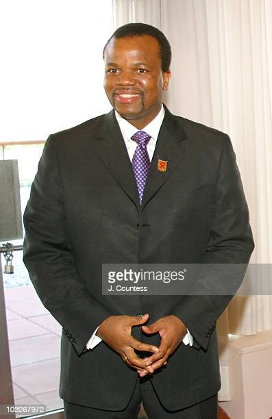 His Majesty King Mswati III