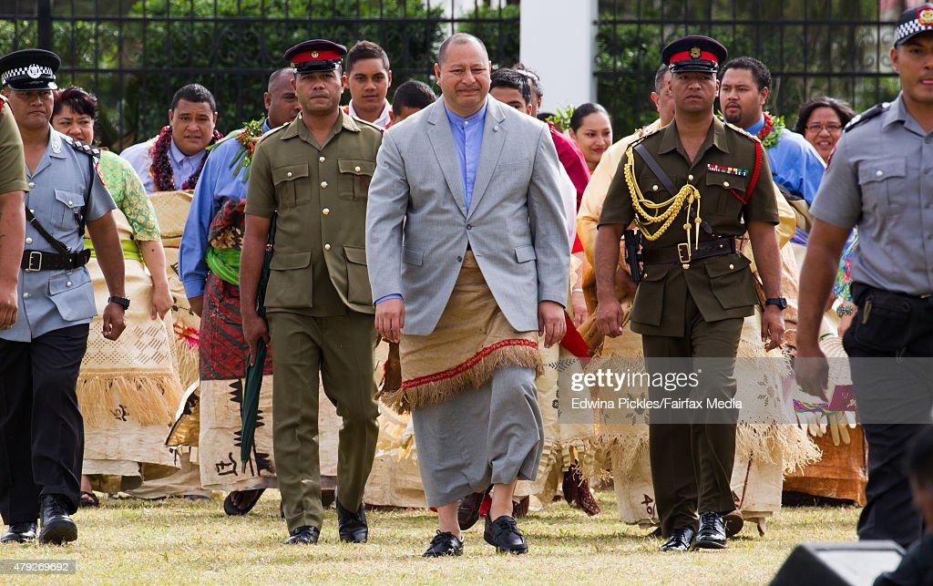 Tonga Prepares For The Coronation Of King Tupou VI