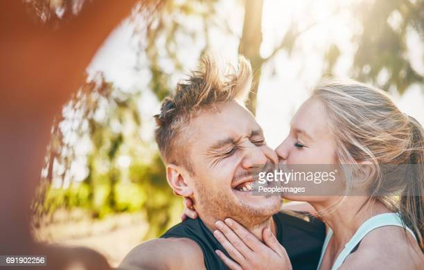 his my motivation - love you stock photos and pictures