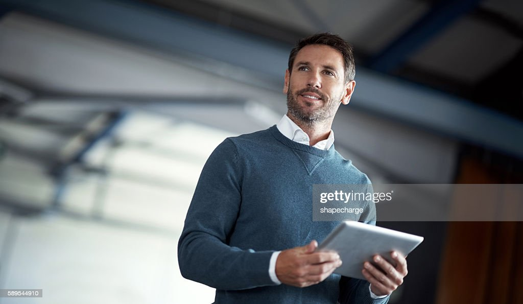 His next move will be his best move : Foto stock