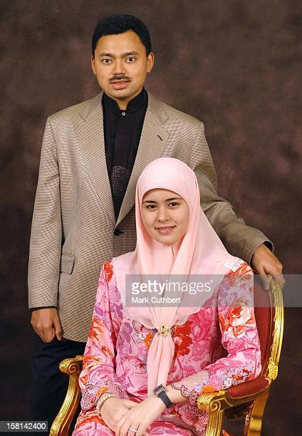 His Royal Highness Prince Haji AlMuhtadee Billah The Crown Prince Of Brunei Darussalam And Princess Dayangku Sarah Binti Pengiran Salleh Ab Rahaman