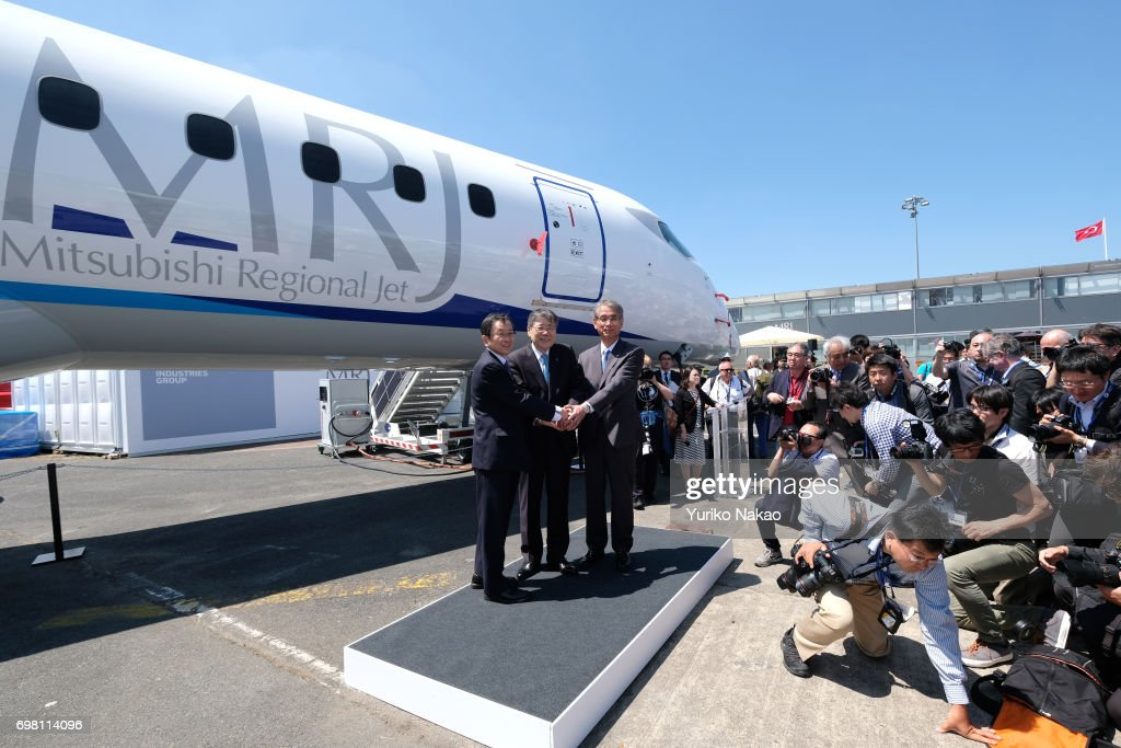 52nd International Paris Air Show Press Preview