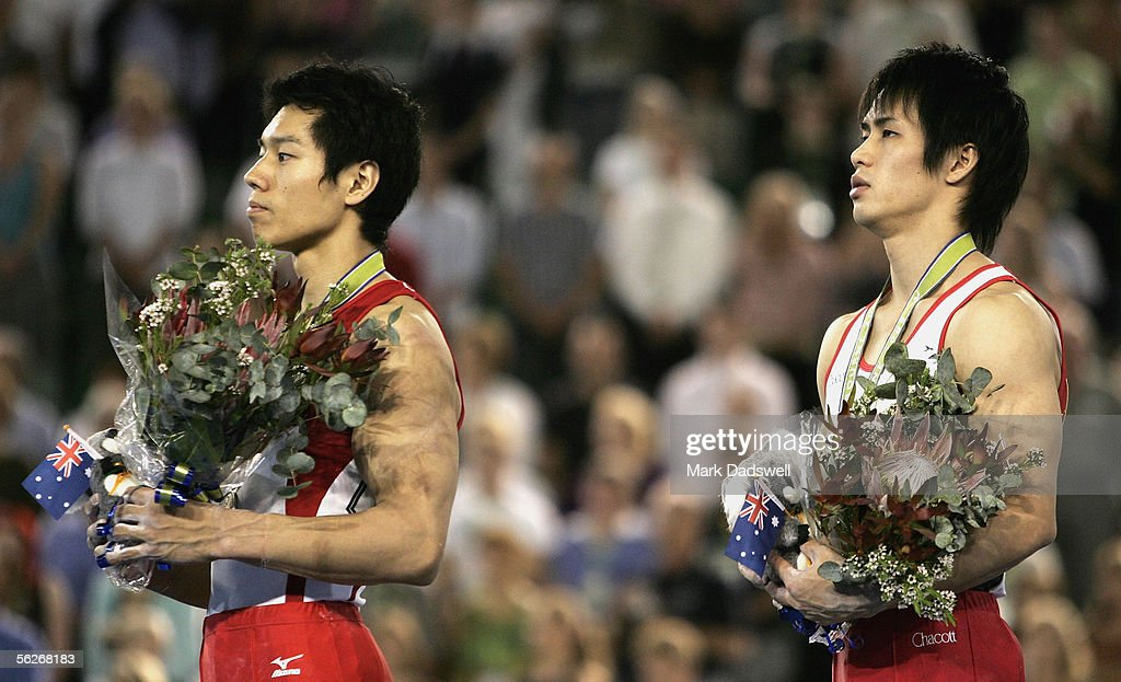 2005 World Gymnastics Championships - Day 3 : ニュース写真