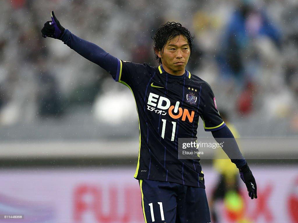 Sanfrecce Hiroshima v Gamba Osaka - FUJI XEROX SUPER CUP 2016 : News Photo