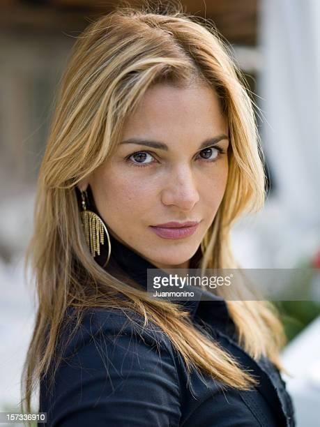 hispanic beautiful woman - beautiful puerto rican women stock photos and pictures