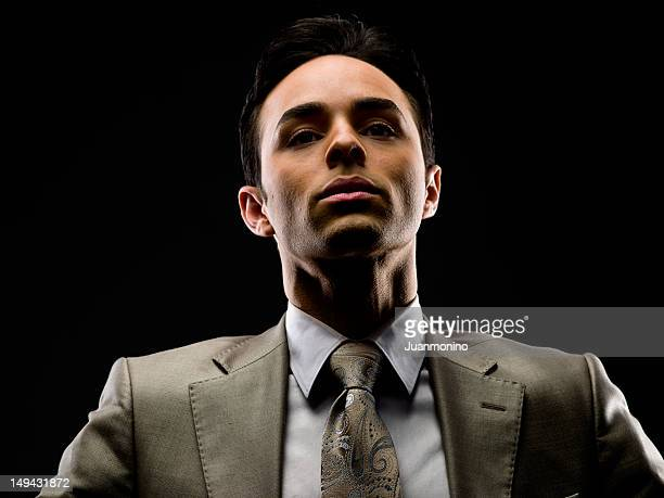hispanic business man - organized crime stock pictures, royalty-free photos & images