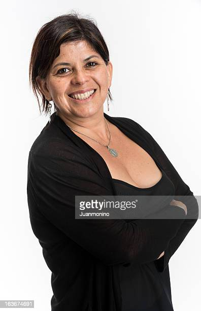 hispanic business woman - mexican business women stock photos and pictures