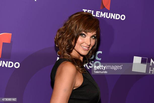 UPFRONT 2015 Hispanic Group Upfront at Jazz at Lincoln Center on Tuesday May 12 2015 Pictured Blanca Soto Señora Acero