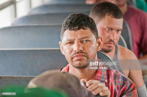 hispanic labour in us harvest - migrant worker stock pictures, royalty-free photos & images