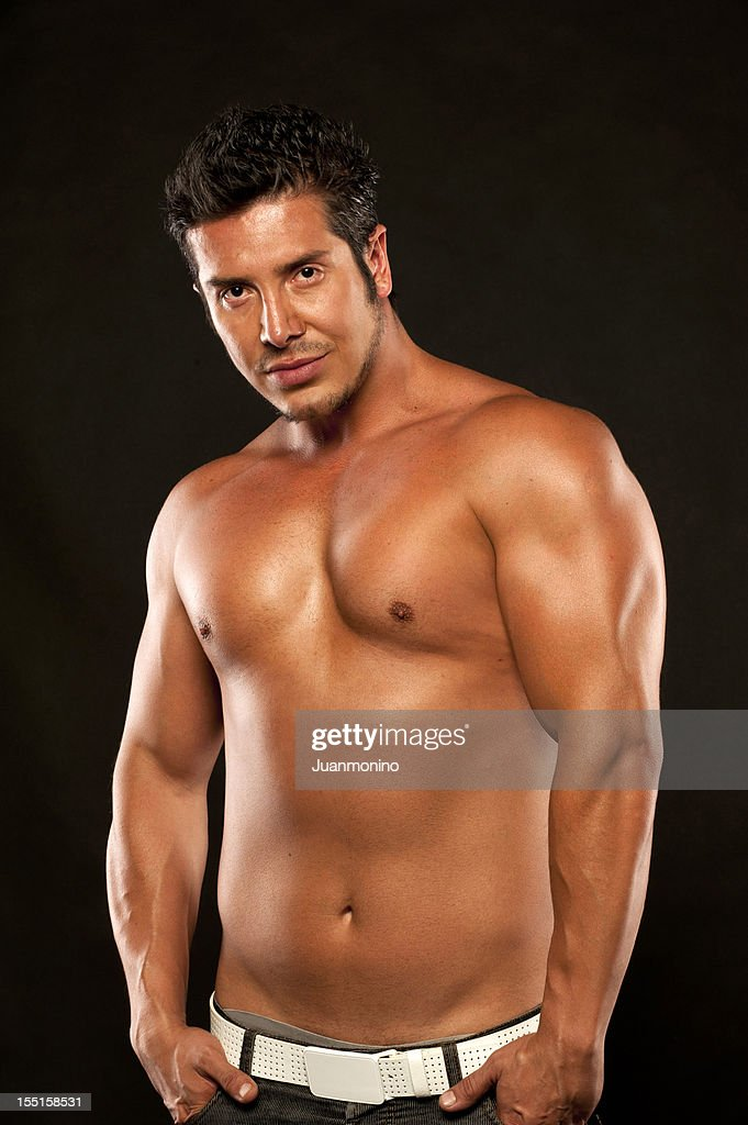 Hispanic Male Stripper Stock Photo  Getty Images-7529