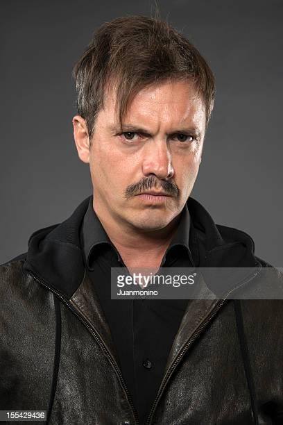 Hispanic Mann Verbrecherfoto