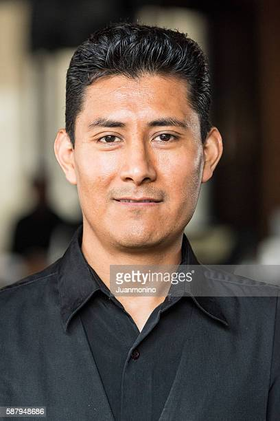 Hispanic Mann