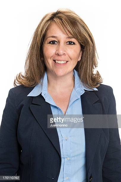 hispanic mature woman - mexican business women stock photos and pictures