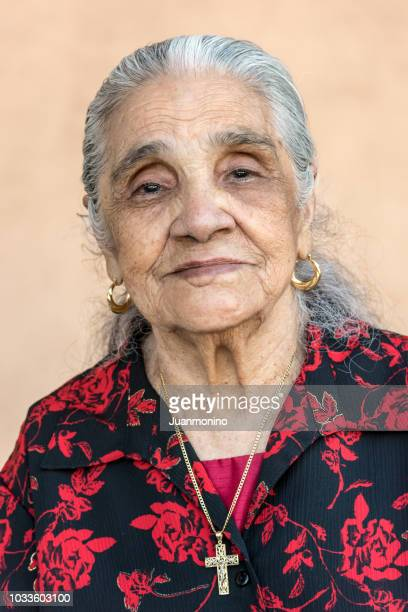 hispanic native old lady - spanish and portuguese ethnicity stock pictures, royalty-free photos & images