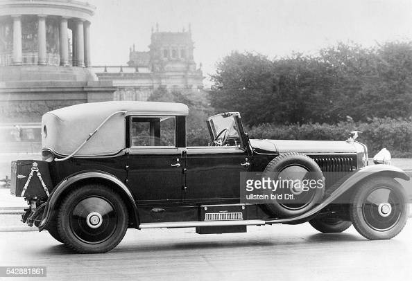 Hispano Suiza Cabriolet,Karosserie Hibbard Darin ...