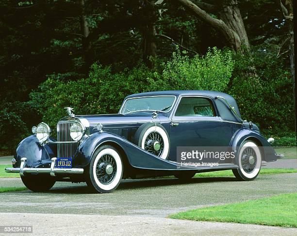 Hispano Suiza J12 2000