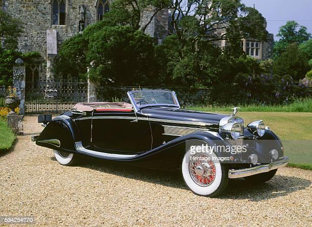 Hispano Suiza K6 outside Palace House 2000