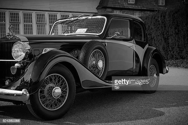 Hispano Suiza K6 VanVooren classic car