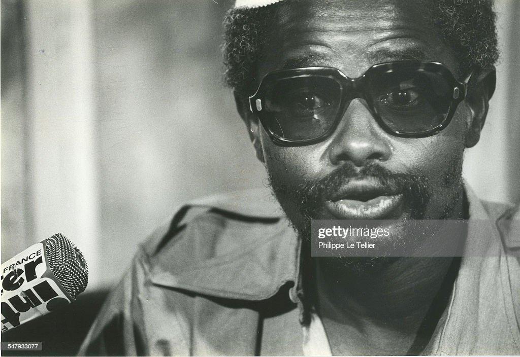 Hissène Habré : News Photo