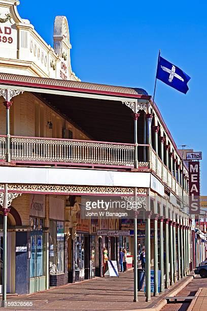 Historic buildings, Kalgoorlie, W.A.