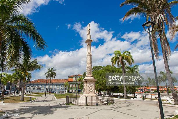 historic center in sao luis. - sao luis stock pictures, royalty-free photos & images