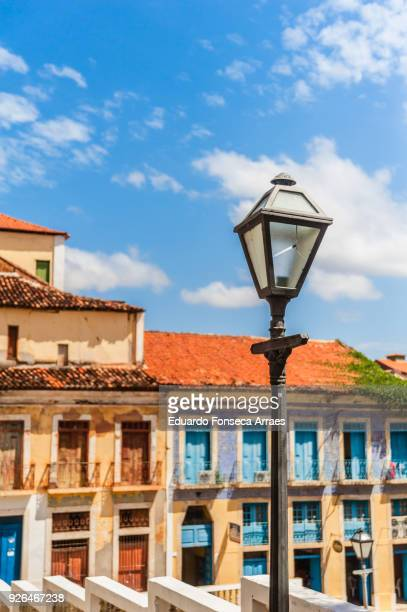 historic centre of são luís - maranhao state stock pictures, royalty-free photos & images