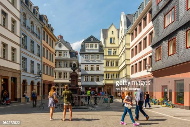 Historisches Viertel in Frankfurt am Main - Dom-Römer-Projekt